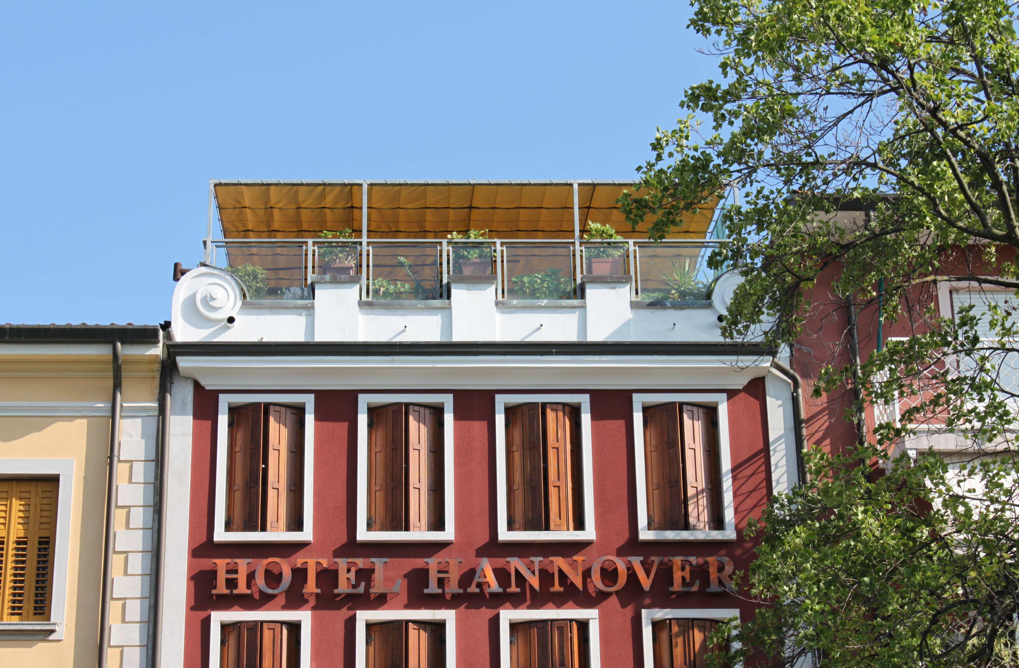 hotel hannover grado grado. Black Bedroom Furniture Sets. Home Design Ideas