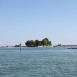 Blick auf die Isola di Anfora