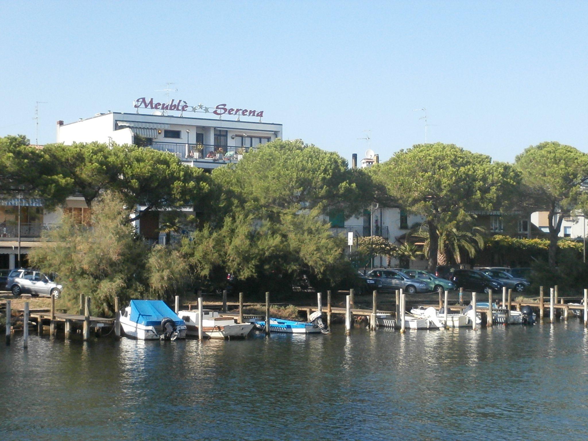Hotel serena meuble grado grado for Hotel meuble villa patrizia grado