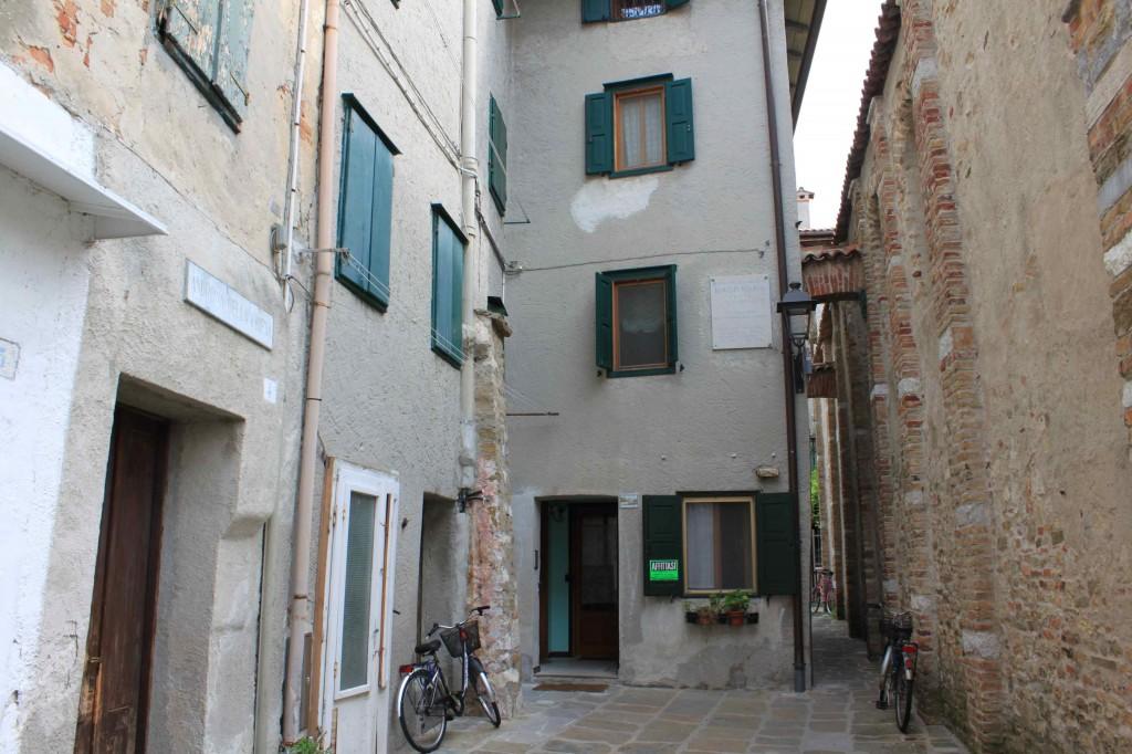 Biagio-Marin-Geburtshaus-Grado_2013