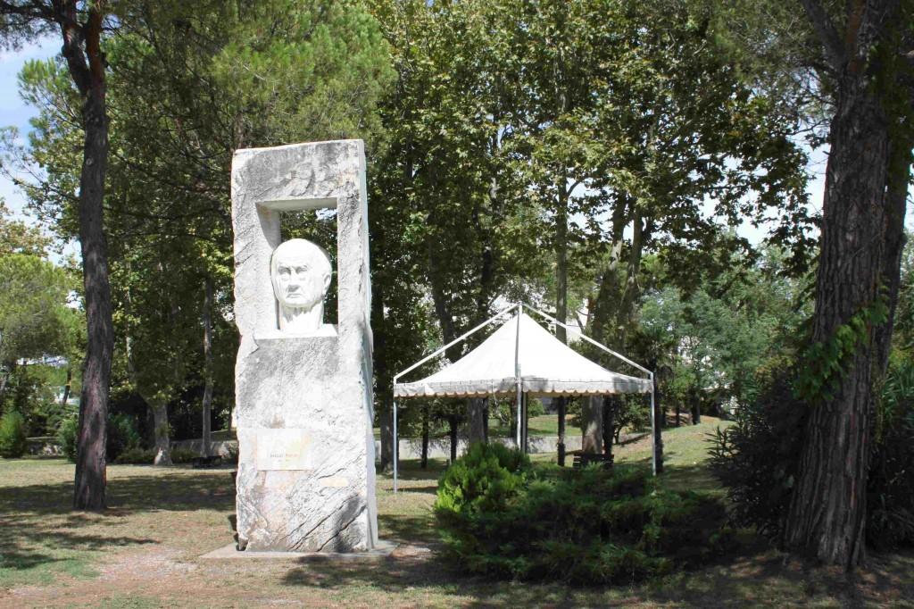 Biago-Marin-Denkmal-in-Grado